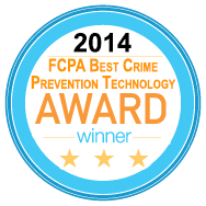 2014 FCPA Best Crime Prevention Award