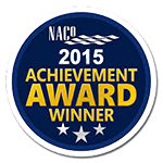 2015 NACo Achievement Award